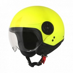 Casco Origine Neon Easy Matt Fluo Yellow