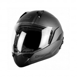 Casco Origine Riviera Dandy Matt Grey - Black