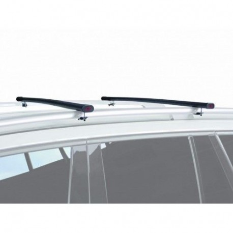 BARRE PORTATUTTO PORTAPACCHI OPEN BASIC FIAT IDEA DAL 2003 CON BARRE LONGITUDINALI RAILS MARCA G3