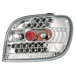 "CP.FARI POS""PERFORMANCE-LED"" TOYOTA YARIS, CROMO 4/99-"