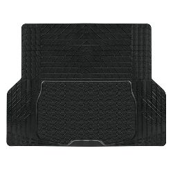 "TAPPETO ""SLIM-PROTECTION"" PER BAULE IN PVC NERO ""L"""
