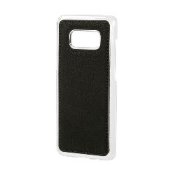 "COVER ""MAGNET-X"" PER SAMSUNG GALAXY S8 NERO SIMILPELLE"